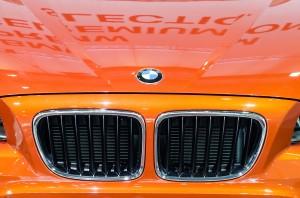 BMW Sign